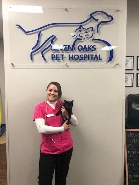 Aeris, Veterinary Technician