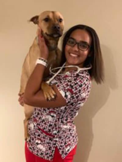 Mikayla, Veterinary Technician