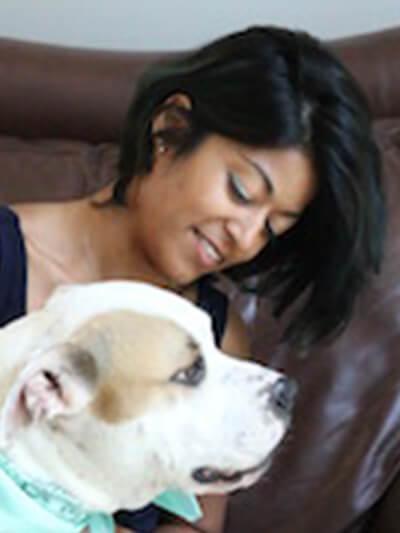 Shivana, Veterinary Technician