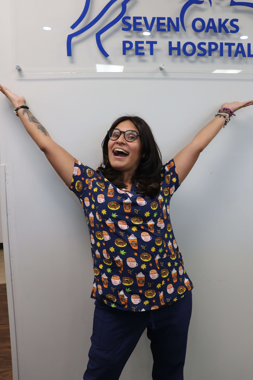 Jackie, Client Care Coordinator
