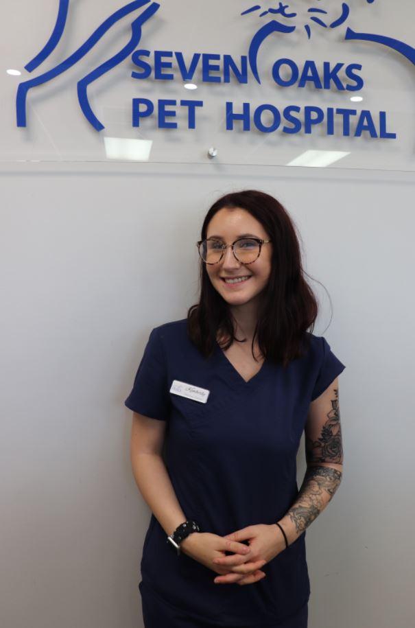 Kimberly, Veterinary Assistant