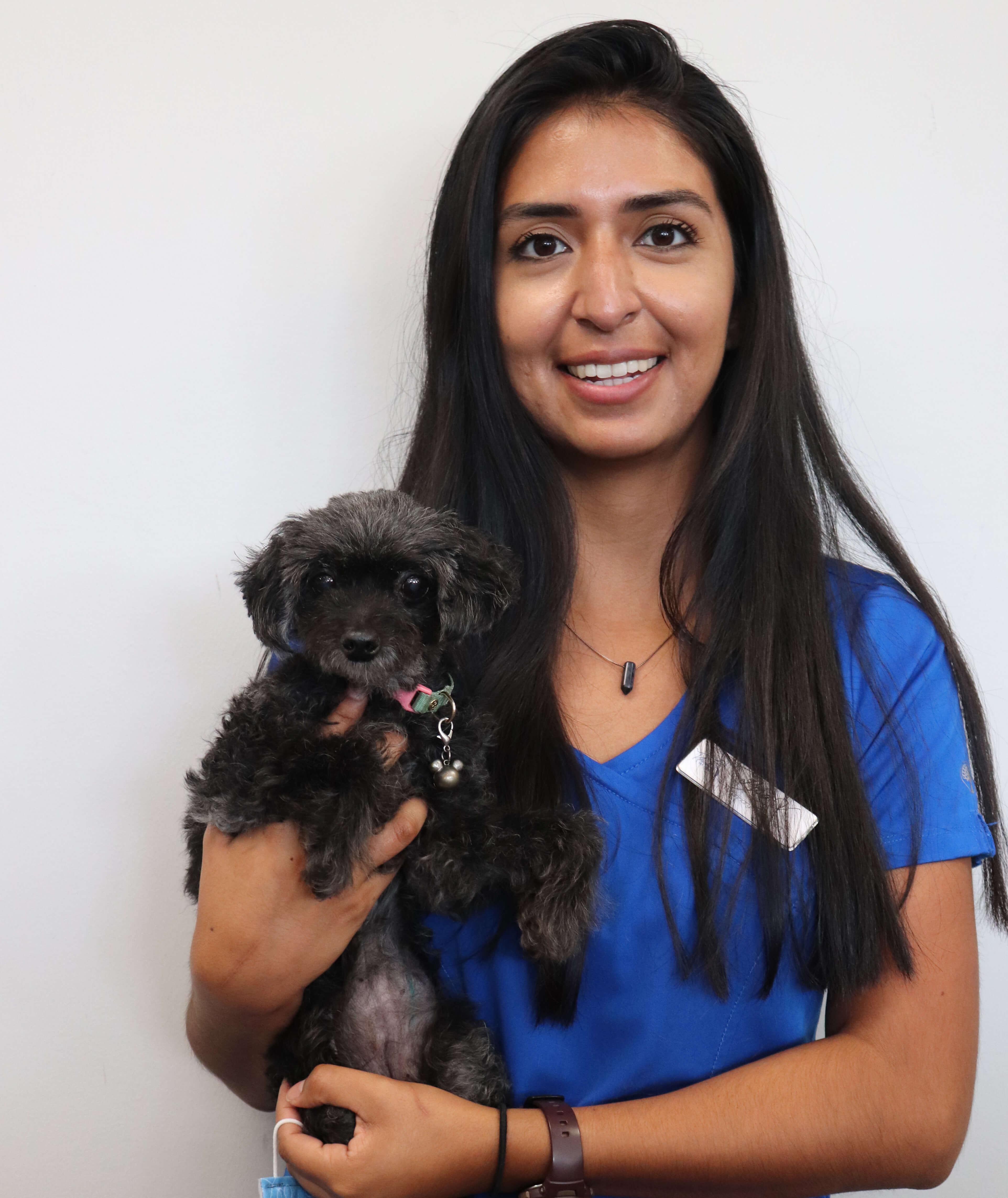 Lisa, Veterinary Technician