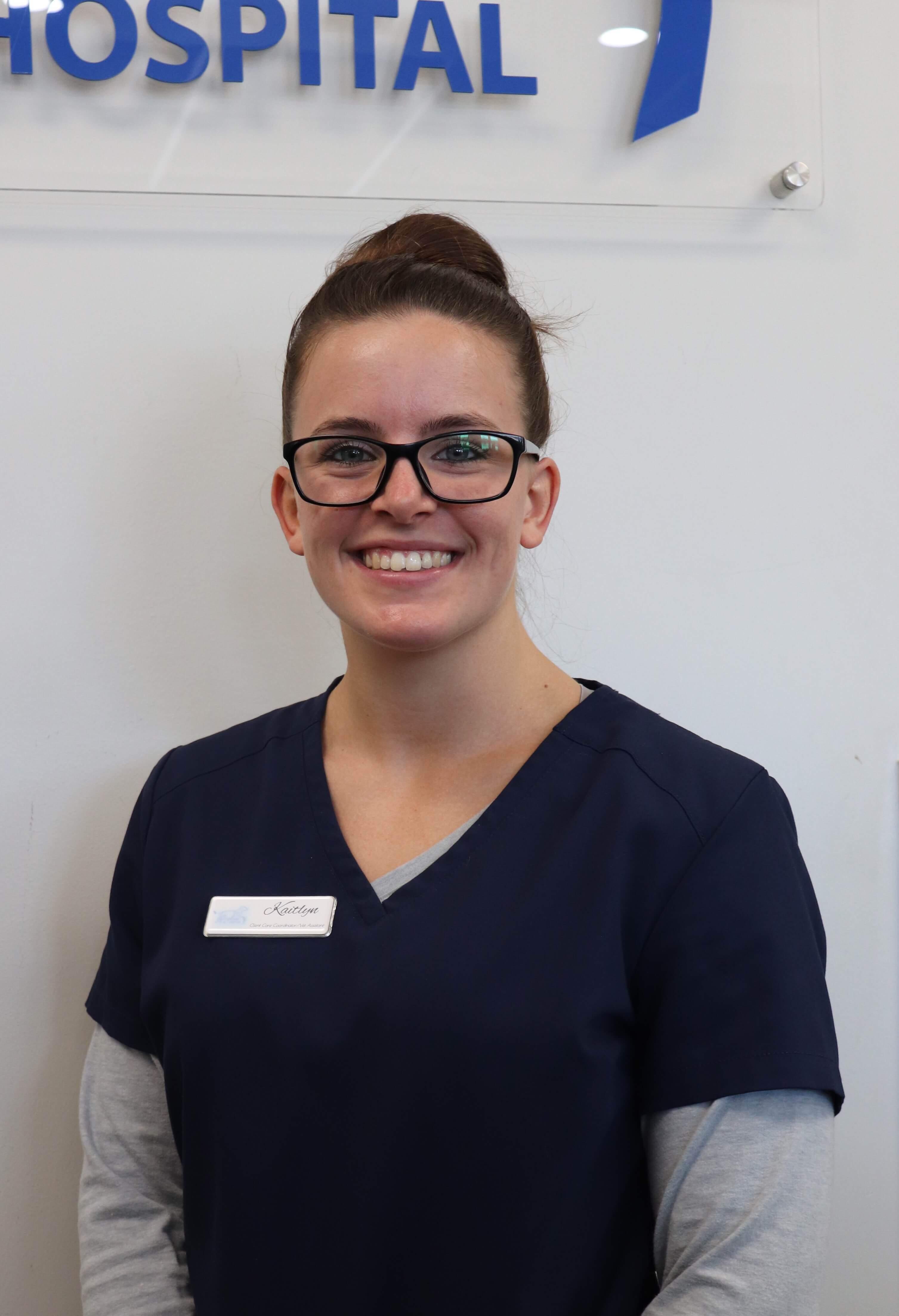 Kaitlyn, Client Care Coordinator