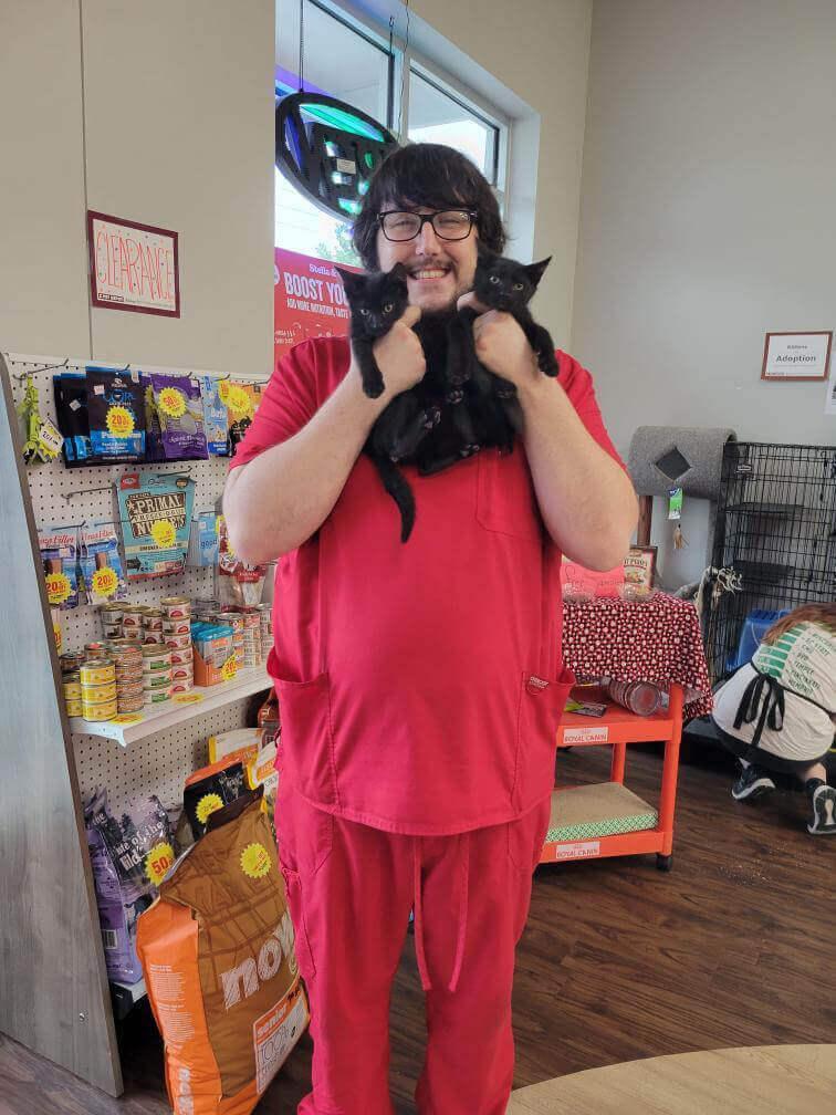Chris, Lead Veterinary Technician