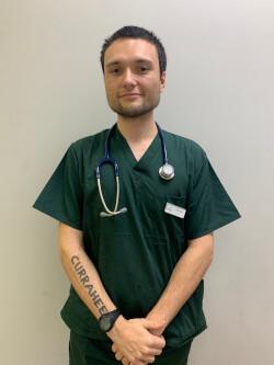 Austin, Veterinary Technician